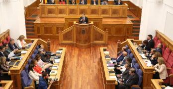 Alianza PSOE-Podemos para sacar adelante 14 propuestas en el Debate de la región