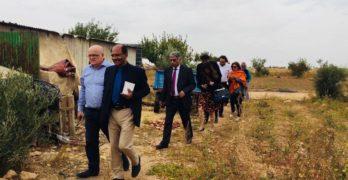 La India y Albacete, unidas en torno al azafrán